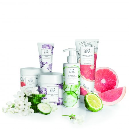 CND body products SPA